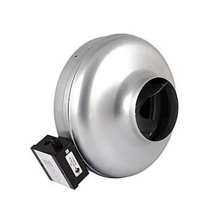 Вентилятор канальный круглый Турбовент ВК 150, фото 2