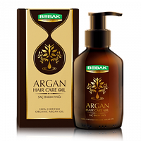 Аргановое масло для волос BEBAK Hair Care Oil ARGAN