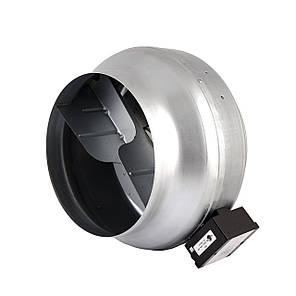 Вентилятор канальний круглий Турбовент ВК 315, фото 2