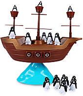 Настольная игра Пиратская лодка 1240-2