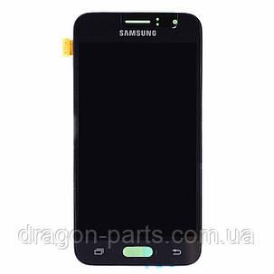 Дисплей Samsung J120 Galaxy J1 с сенсором Черный Black оригинал , GH97-18224C, фото 2
