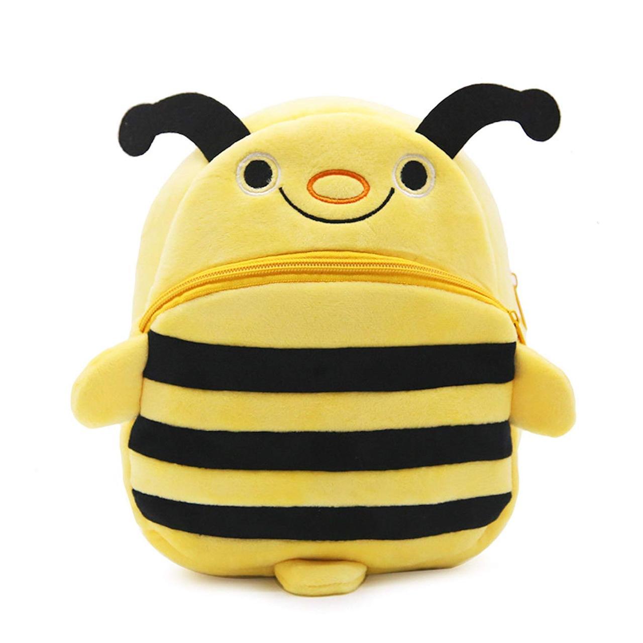 Рюкзак велюровый Пчелка Berni