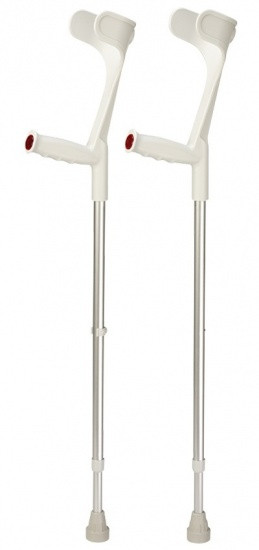Подлокотный костыль «Klassiker» Anatomic SOFT 220  DKGr - серый