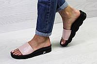Тапки Nike 1090 розовые
