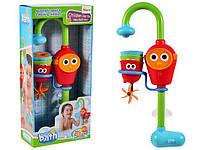 Детская игра для купания Водопад на присосках. D 40116