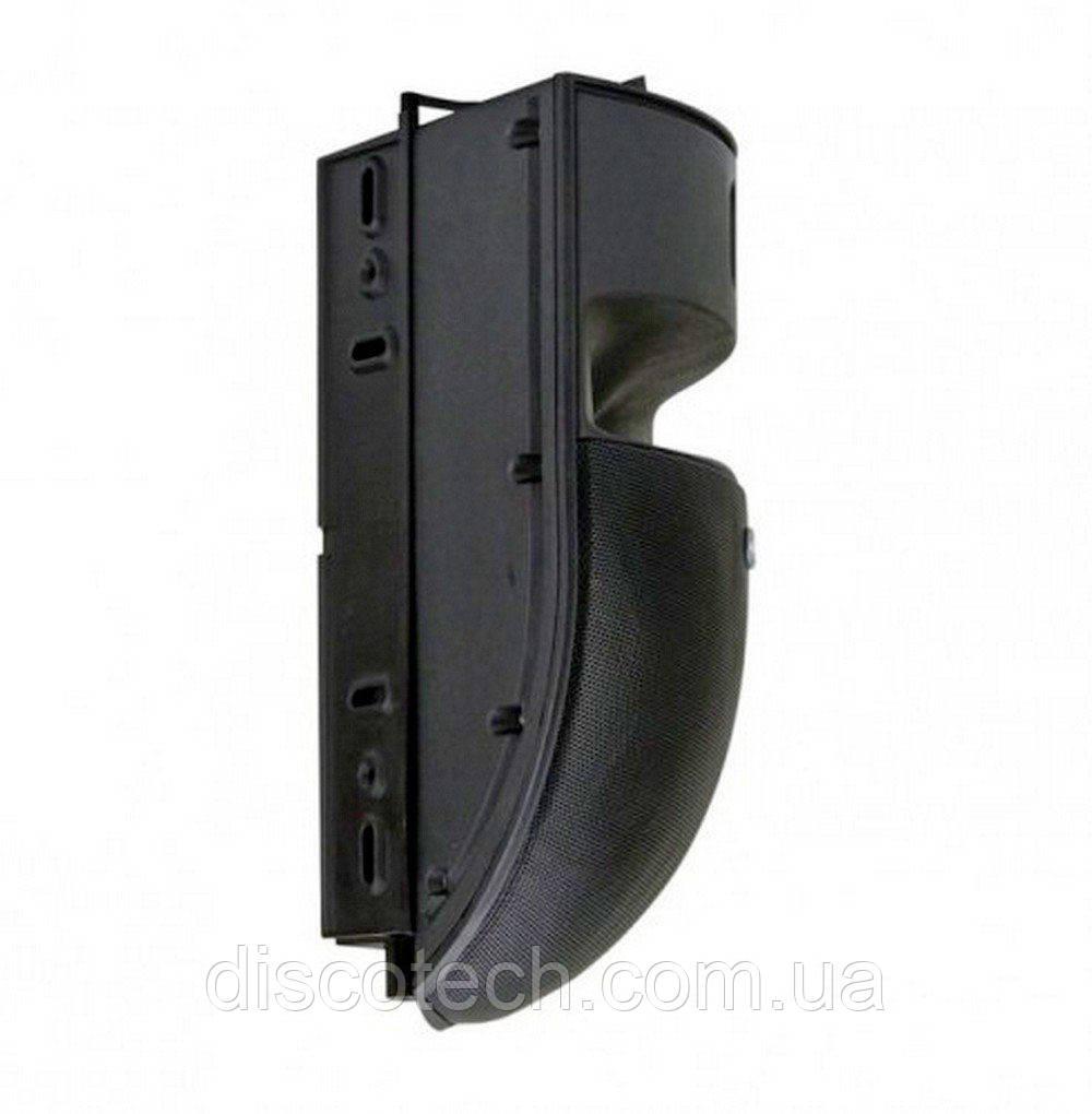 """T-765  - А/С трансляционная угловая для помещений 100В 1шт*5"""" +1*1""""  25Вт .Цвет:Черный"""