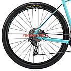 """Горный велосипед Cyclone SLX 29 дюймов 20"""" бирюза, фото 6"""