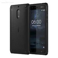 Чехол Rugget Impact для Nokia 6 Pitch Black (Original 100%)