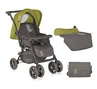 Детская коляска COMBI APPLE GREEN+MAMA BAG