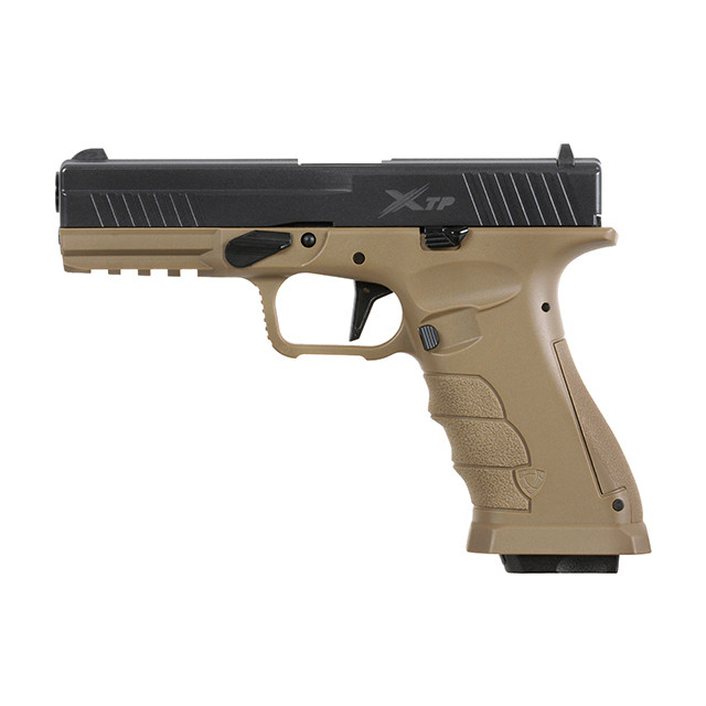 Пістолет APS XTP Xtreme Training Pistol CO2 Dark Earth