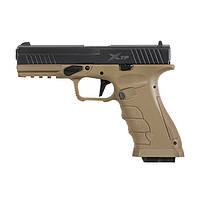 Пістолет APS XTP Xtreme Training Pistol CO2 Dark Earth, фото 1