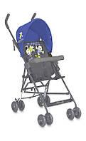 Детская коляска LIGHT BLUE&GREY PUPPIES