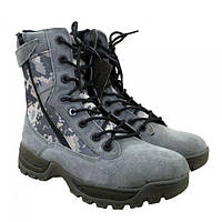 Ботинки MIL-TEC TACTICAL BOOT TWO-ZIP ACU 43 Серый (12822270-43), фото 1