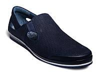 Туфли KADAR 03-2298427 45 Синие