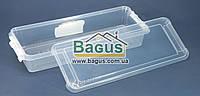 Емкость пластиковая для хранения пищевых продуктов 2.5л 36х13х6,5см Hobby life (Турция) HL-1061