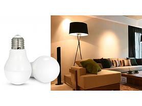 Светодиодная лампочка MiLight 6Вт RGBW, фото 2