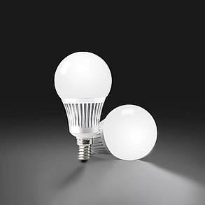 Светодиодная лампочка MiLight 5Вт E14 RGBW, фото 2