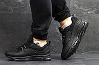 Кроссовки мужские Supreme x Nike air max 97,черные, фото 1