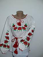 ВБ-12. Вишита жіноча блузка(вишиванка)  8524db6799cd0