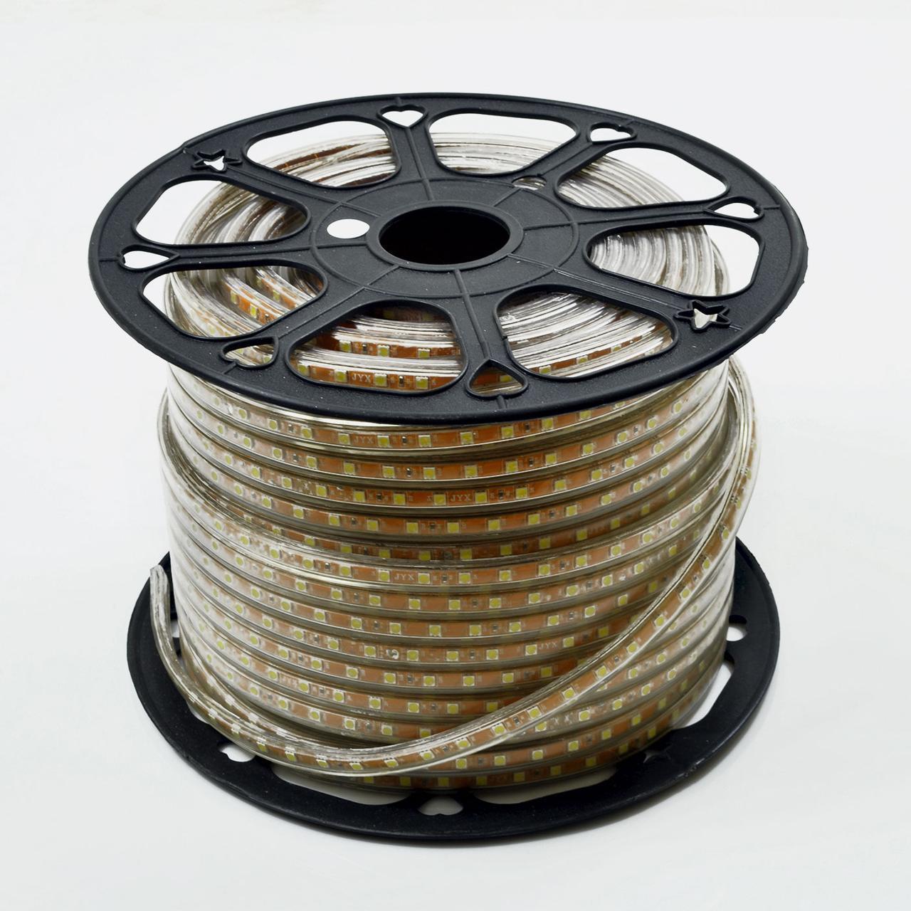 Светодиодная лента Venom SMD 5050 60д.м. (IP67) 220V (1 кристалл)