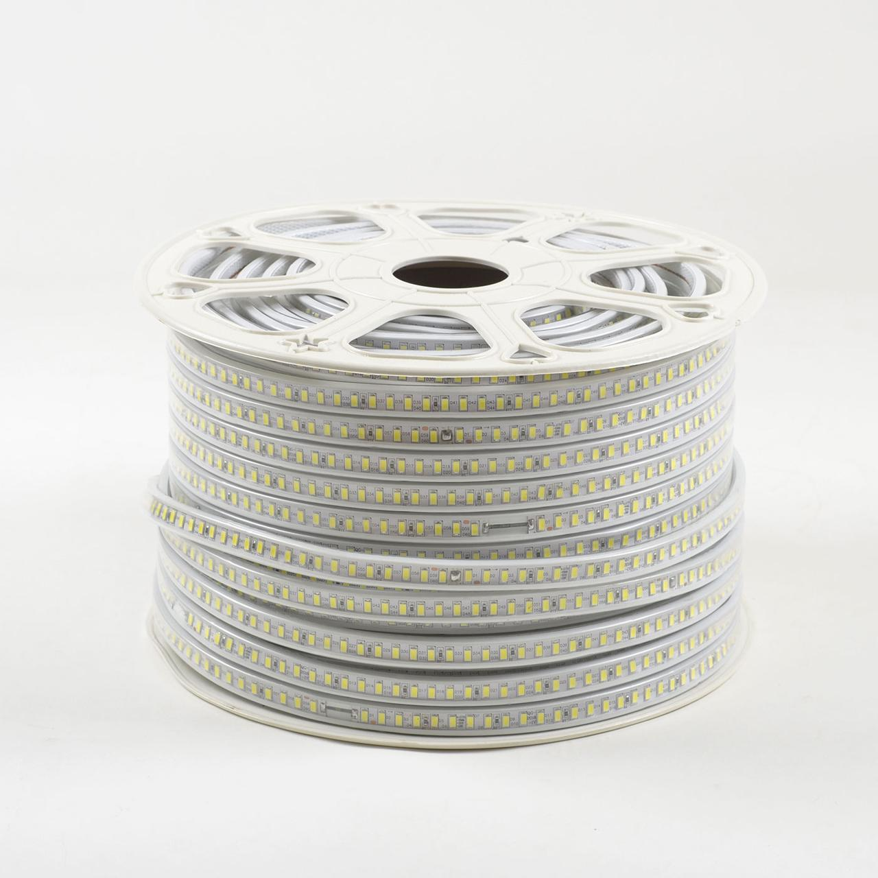 Светодиодная лента Venom SMD 5730 120д.м. (IP67) 220V (VP-5730220120-W)