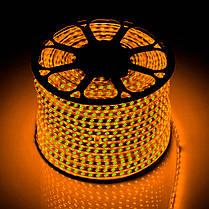 Светодиодная лента Venom SMD 5730 120д.м. (IP67) 220V (VP-5730220120-Y), фото 3