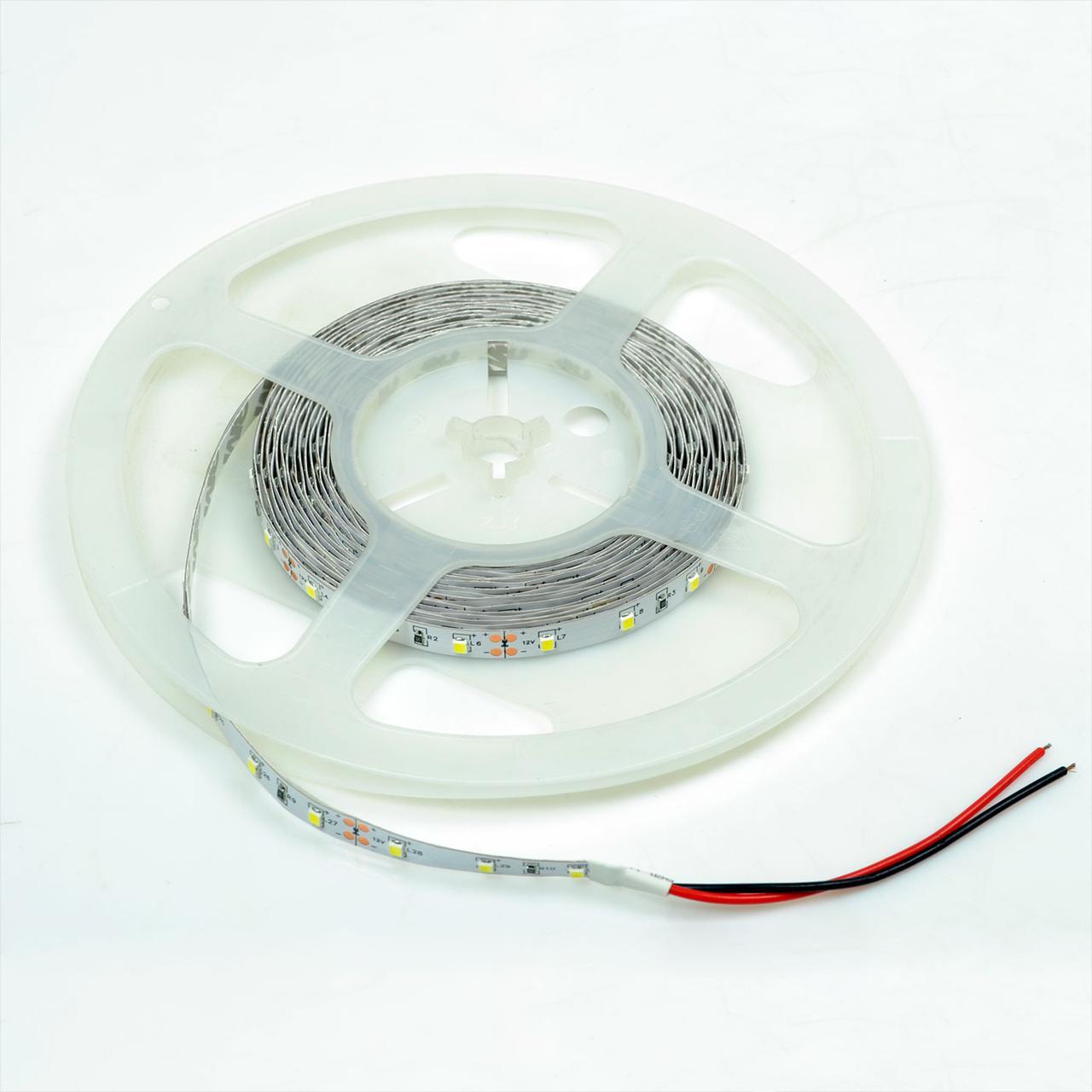 Светодиодная лента Venom SMD 2835 60д.м. негерметичная (IP33) Premium 22Lm (VP-2835120600-1-W)
