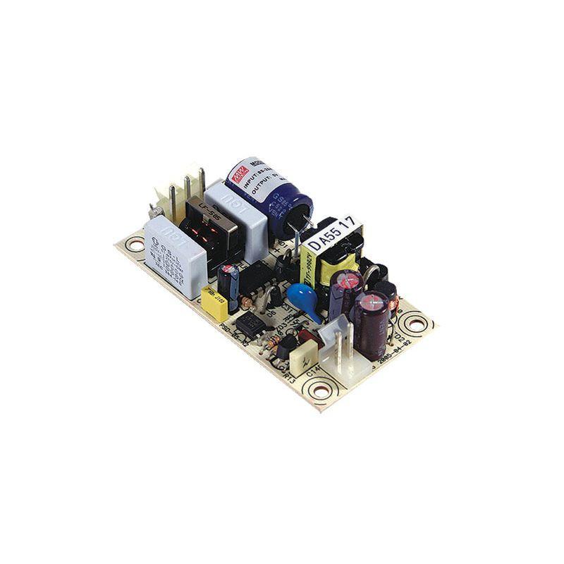 Блок питания Mean Well Открытого типа 5.4 Вт, 12V, 0.5 А PS-05-12