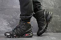 Кроссовки Salomon 6489 черные