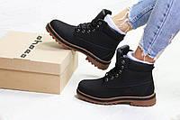 Ботинки Timberland 6626 черные