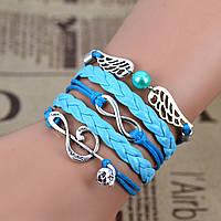 Плетеный браслет  hand made (музыка)