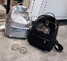 Рюкзак женский Style с пайетками
