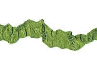 Шебби-лента, ширина 12 мм, 1 метр - Весенние травы