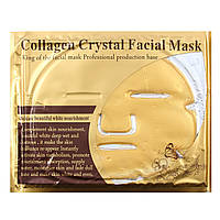 Коллагеновая маска-патч для лица COLLAGEN Crystal Facial Mask Gold
