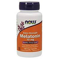 Melatonin 10 mg extra strength NOW 100 caps
