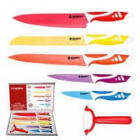 Набор ножей металокерамика Besser