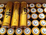 Аккумулятор BAILONG Li-ion 18650 8800mAh 4,2V 4шт, набор аккумуляторов 4 шт, фото 2