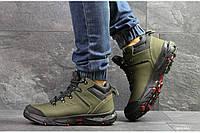 Ботинки Ecco 6837 темно зеленые, фото 1