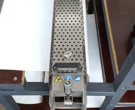 Склейка транспортерних стрічок Habasit на підприємствах по виробництву соків, вод та консервів