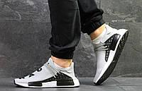 Кроссовки Мужские Adidas NMD Human Race,серые, фото 1