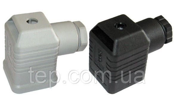 Разъем Hirschmann GDMW B12 для датчиков давления/клапана Dungs/Kromschroder