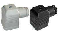 Роз'єм Hirschmann GDMW B12 для датчиків тиску/клапана Dungs/Kromschroder, фото 1