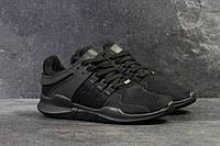 Летние мужские кроссовки Adidas Equipment ADV 91-16,сетка, черные 45р, фото 1