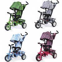 Детский велосипед 3-х колесный TILLY ZOO-TRIKE BT-CT-0005 [8 цветов] (Велосипед Тилли Зоо Трайк)