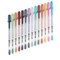 Ручка гелева Sakura Червоний Metallic 84511389175