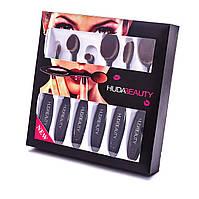 Набор кистей-щеток для макияжа HUDA BEAUTY New 6 в 1