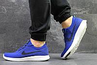 Мужские летние кроссовки Nike,синие, фото 1