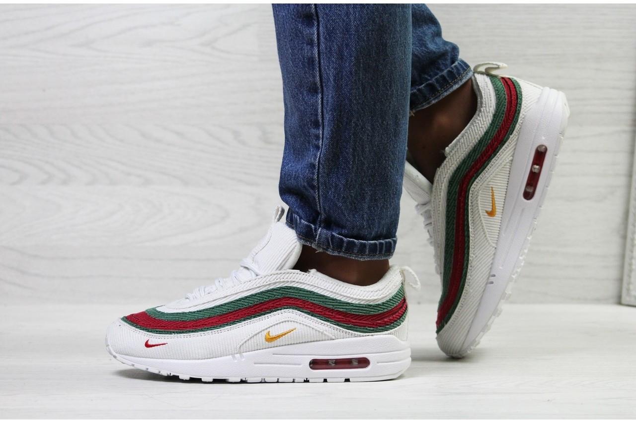 Кроссовки Nike 7036 белые
