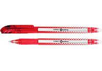Ручка гелевая пиши-стирай Optima CORRECT О15338-03-0101, красная