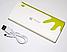 Портативний Power Bank Apple Ipower LED 30000 mah Зовнішній Повер Банк +Ліхтарик! 20000 епл Акумулятор заряджання, фото 4